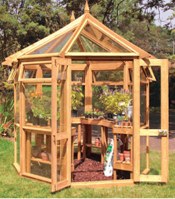 Edwardian Greenhouse