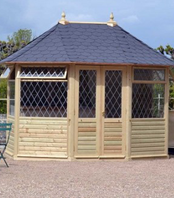 Georgian Pavilion