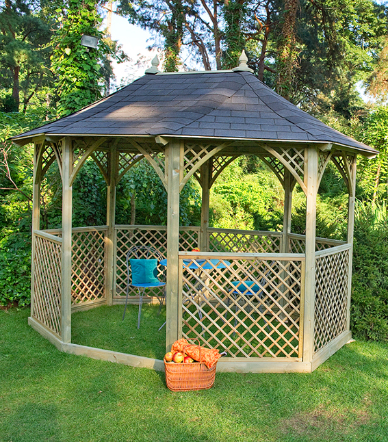 Mozart Gazebo