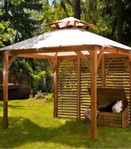 Wikiki Canopy with Canvas