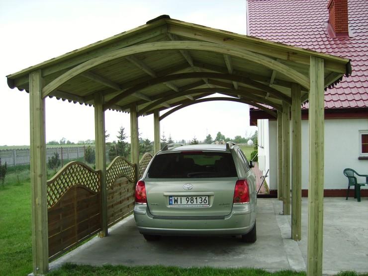 Alaska Carport